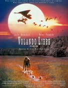 Fly Away Home - Spanish Movie Poster (xs thumbnail)
