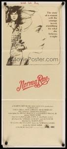Norma Rae - Australian Movie Poster (xs thumbnail)