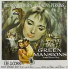 Green Mansions - Movie Poster (xs thumbnail)
