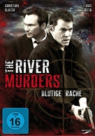 The River Murders - German DVD cover (xs thumbnail)