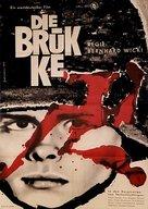 Die Brücke - German Movie Poster (xs thumbnail)