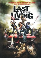 Last of the Living - French Movie Cover (xs thumbnail)