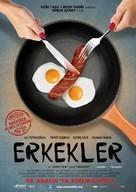 Erkekler - German Movie Poster (xs thumbnail)