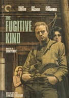 The Fugitive Kind - DVD cover (xs thumbnail)