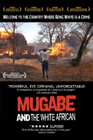 Mugabe and the White African - DVD cover (xs thumbnail)