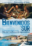 Benvenuti al Sud - Spanish Movie Poster (xs thumbnail)