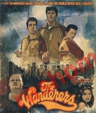 The Wanderers - German Blu-Ray cover (xs thumbnail)