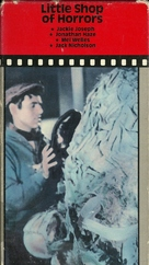 The Little Shop of Horrors - VHS cover (xs thumbnail)