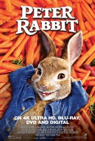 Peter Rabbit - Video release poster (xs thumbnail)