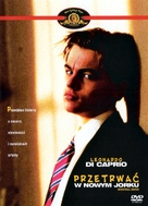 The Basketball Diaries - Polish DVD movie cover (xs thumbnail)