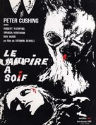 The Blood Beast Terror - French Movie Poster (xs thumbnail)