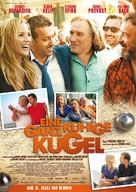 Les invincibles - German Movie Poster (xs thumbnail)