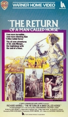 The Return of a Man Called Horse - VHS movie cover (xs thumbnail)