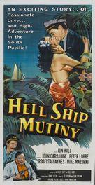 Hell Ship Mutiny - Movie Poster (xs thumbnail)