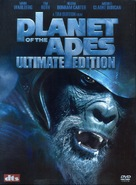 Planet Of The Apes - Japanese DVD cover (xs thumbnail)