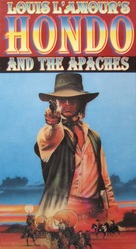 Hondo and the Apaches - VHS cover (xs thumbnail)