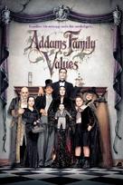 Addams Family Values - Norwegian Movie Cover (xs thumbnail)