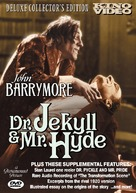 Dr. Jekyll and Mr. Hyde - DVD cover (xs thumbnail)