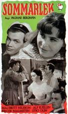 Sommarlek - Swedish Movie Poster (xs thumbnail)