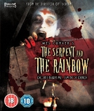 The Serpent and the Rainbow - British Blu-Ray cover (xs thumbnail)