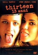Thirteen - Italian Movie Cover (xs thumbnail)