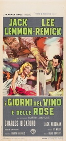 Days of Wine and Roses - Italian Movie Poster (xs thumbnail)