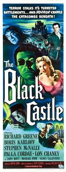 The Black Castle - Movie Poster (xs thumbnail)