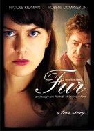 Fur: An Imaginary Portrait of Diane Arbus - DVD cover (xs thumbnail)