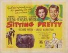 Sitting Pretty - British Movie Poster (xs thumbnail)