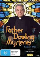 """""""Father Dowling Mysteries"""" - Australian DVD movie cover (xs thumbnail)"""
