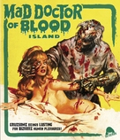 Mad Doctor of Blood Island - Blu-Ray cover (xs thumbnail)