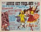 Annie Get Your Gun - Movie Poster (xs thumbnail)