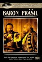 Baron Prásil - Czech DVD cover (xs thumbnail)