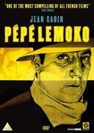 Pépé le Moko - British DVD movie cover (xs thumbnail)