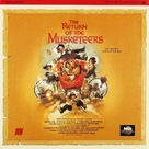 The Return of the Musketeers - Movie Cover (xs thumbnail)