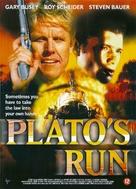 Plato's Run - Dutch Movie Cover (xs thumbnail)