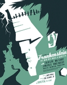 Frankenstein - Homage movie poster (xs thumbnail)