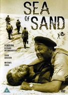Sea of Sand - British DVD cover (xs thumbnail)