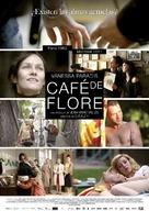 Café de flore - Spanish Movie Poster (xs thumbnail)