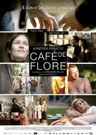 Café de flore - Spanish Movie Poster (xs thumbnail)