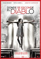 Where the Devil Hides - Argentinian Movie Poster (xs thumbnail)