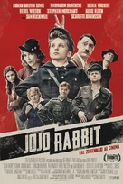 Jojo Rabbit - Italian Movie Poster (xs thumbnail)