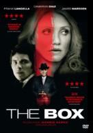 The Box - Finnish DVD movie cover (xs thumbnail)