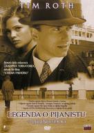 La leggenda del pianista sull'oceano - Croatian Movie Cover (xs thumbnail)