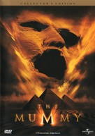 The Mummy - DVD cover (xs thumbnail)