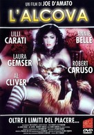 L'alcova - Italian DVD cover (xs thumbnail)