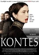 The Countess - Turkish Movie Poster (xs thumbnail)