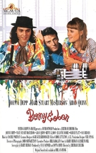 Benny And Joon - Finnish VHS movie cover (xs thumbnail)