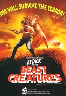 Attack of the Beast Creatures - Movie Poster (xs thumbnail)