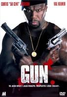 Gun - Polish DVD movie cover (xs thumbnail)